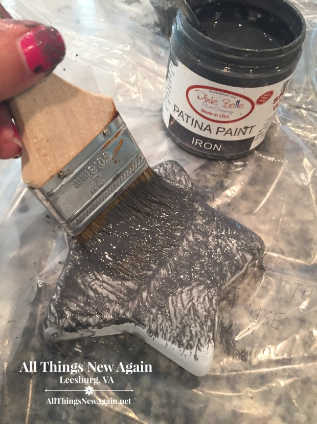Dixie Belle Patina Paint Iron | Sold at All Things New Again | Leesburg, VA