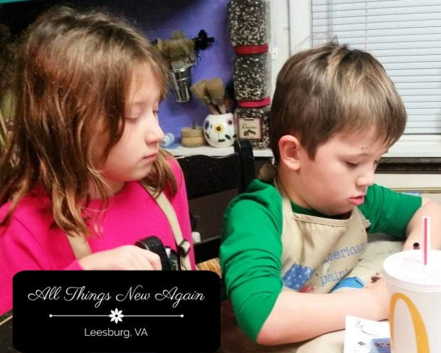 Photo Ornaments | Kids Christmas Crafts | All Things New Again