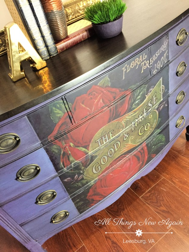 Furniture Transfer | Redesign with Prima | All Things New Again | Leesburg VA