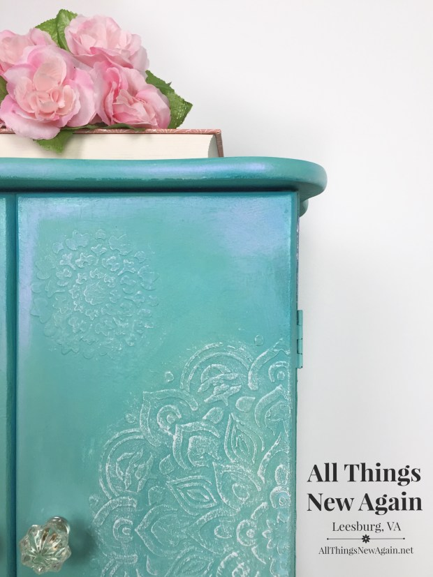 How to Create a Raised Stencil in 5 Easy Steps | All Things New Again