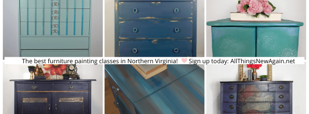 Best Furniture Painting Classes in Northern Virginia