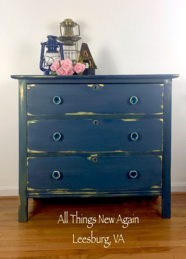 Custom Furniture Painting | All Things New Again | Leesburg, VA
