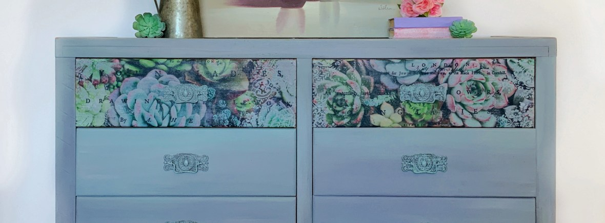 Rustic Gray Dresser | All Things New Again | Furniture Store | Dixie Belle Paint Retailer | Leesburg, VA | Loudoun County | Northern Virginia