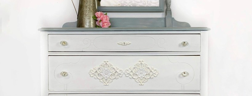 Modern Farmhouse White Dresser