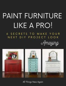 Paint Furniture Like A Pro | Learn How to Paint Furniture | Furniture Painting Tips