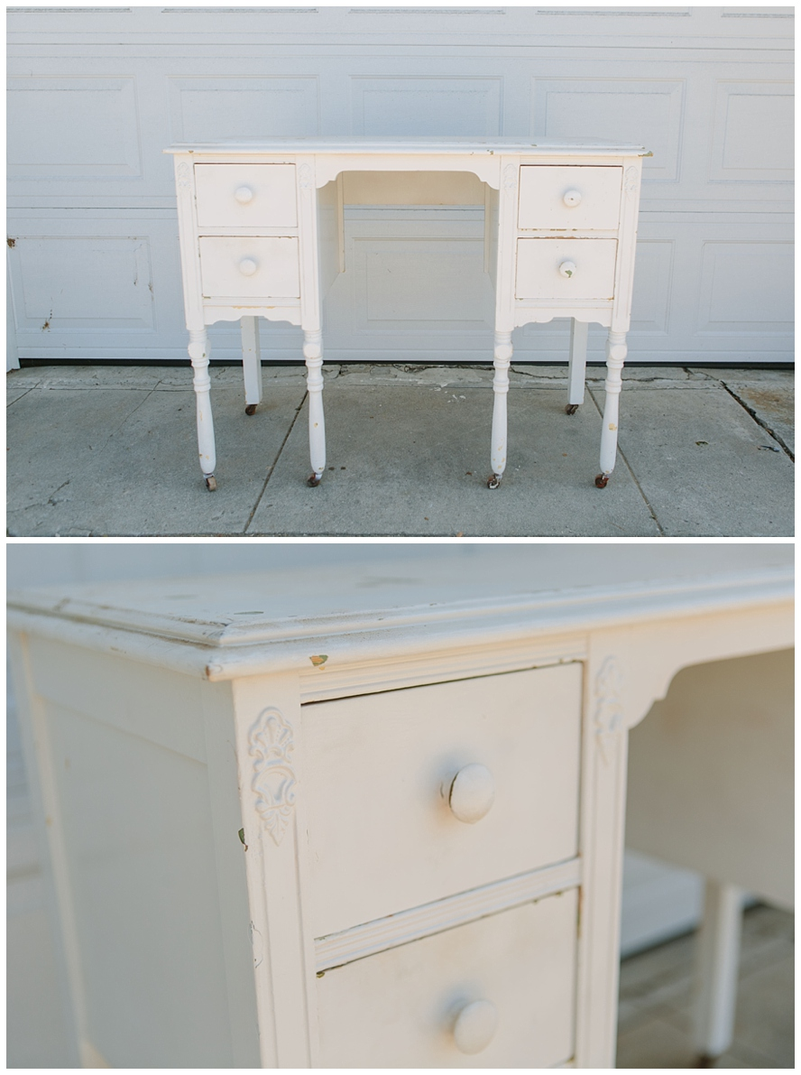 Vintage turquoise vanity when audrey told me she was looking for a vanity in turquoise i mean cmon she was speakin my language i painted this beauty with americana decors geotapseo Images