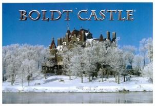 Boldt Castle, New York