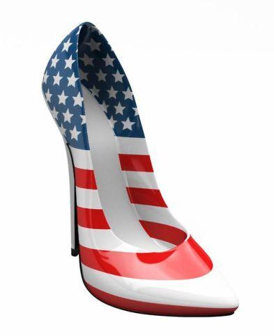 patriotic-shoe