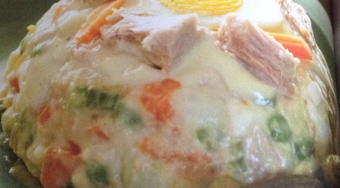 INSALATA RUSSA (Party time – Russian salad)