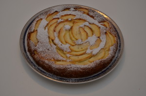 APPLE CAKE FOR BREAKFAST - TORTA DI MELE