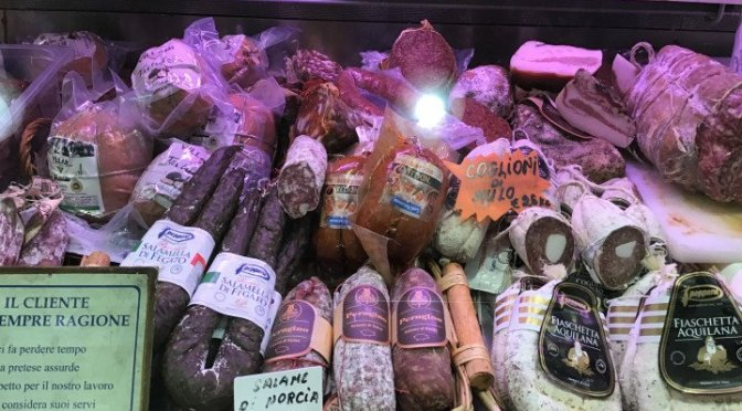SALAME – all shapes and sizes