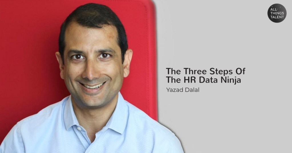 The Three Steps Of The HR Data Ninja