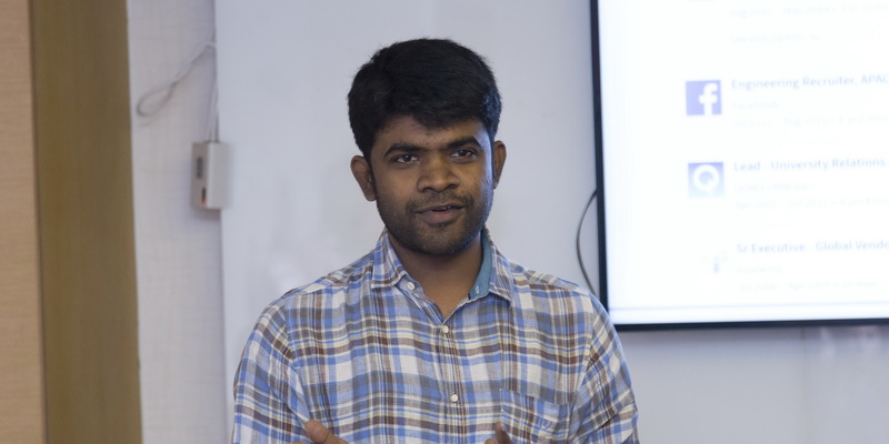 Pradeep Desu - Hyderabad