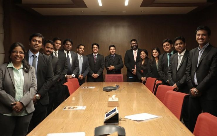 Reliance Home Finance & Reliance Commercial Finance HR Team