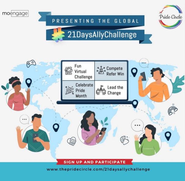 21 Days Ally Challenge