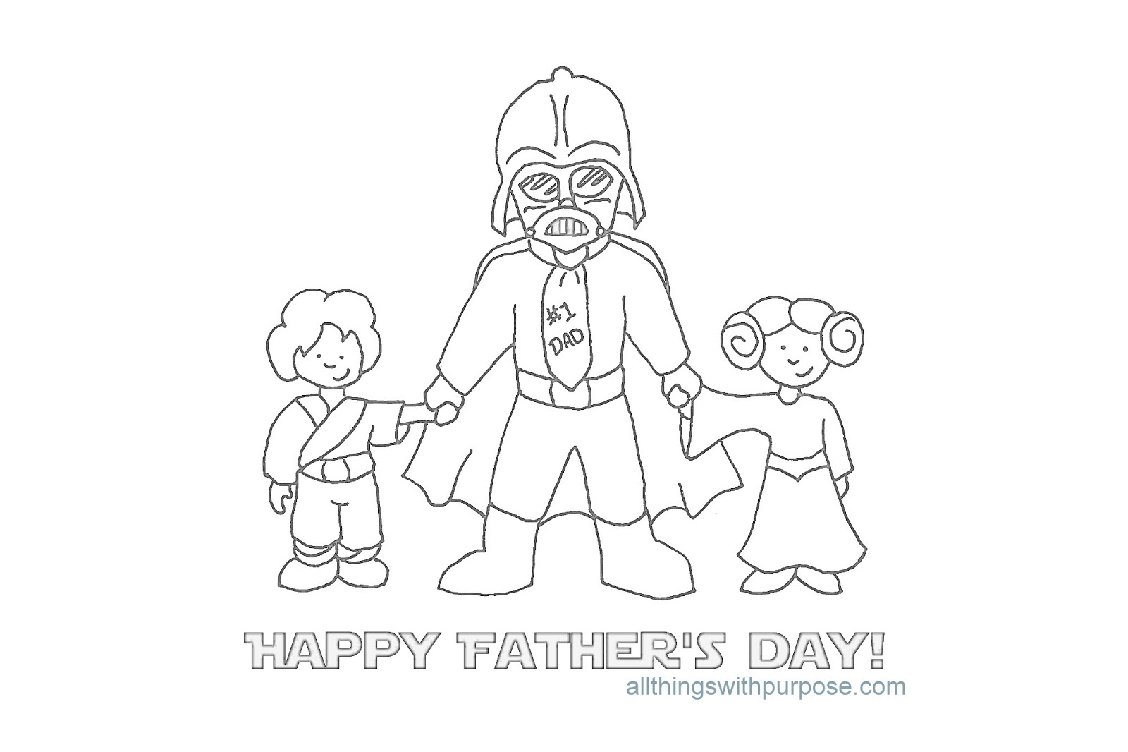 Fun Fathers Day Printable Images