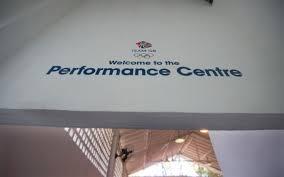 British performance centre