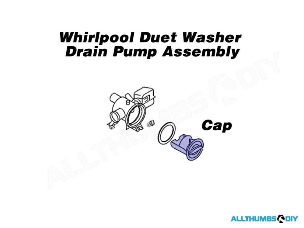 medium resolution of assembly of whirlpool duet washer diagram