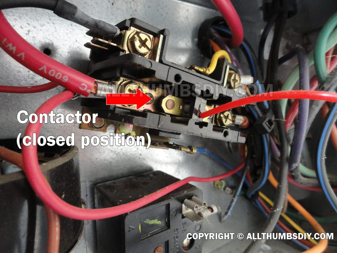 thompson solenoid wiring diagram 2002 ford escape ac troubleshooting a condenser fan that will not turn off