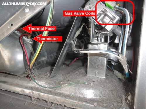 small resolution of whirlpool duet gas dryer how to fix low heat no heat problemallthumbsdiy whirlpool duet gas dryer