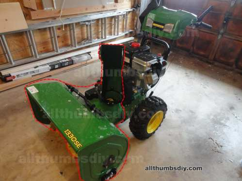 small resolution of john deere 1330se sectional view fl