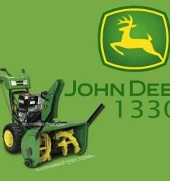 john deere 1330se walk behind snowthrower reference page 1 allthumbsdiy com [ 1080 x 810 Pixel ]