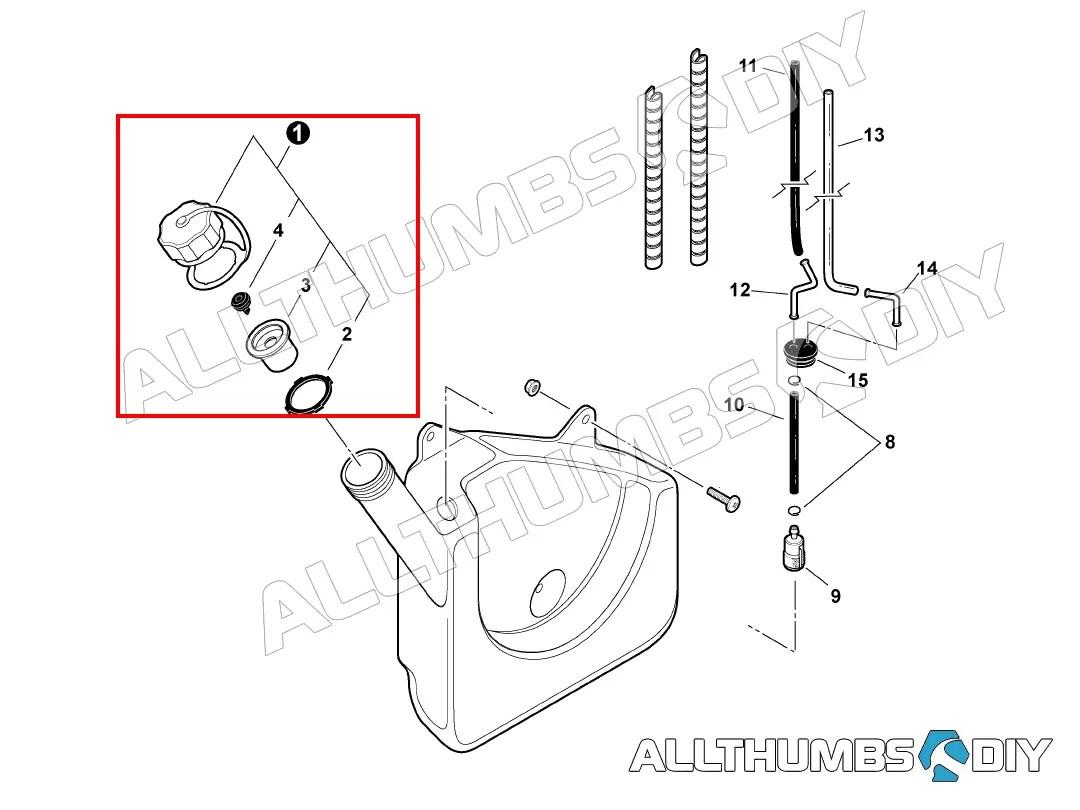 Allthumbsdiy Echo Pb 413h Leaf Blower Gas Cap Diagram Fl