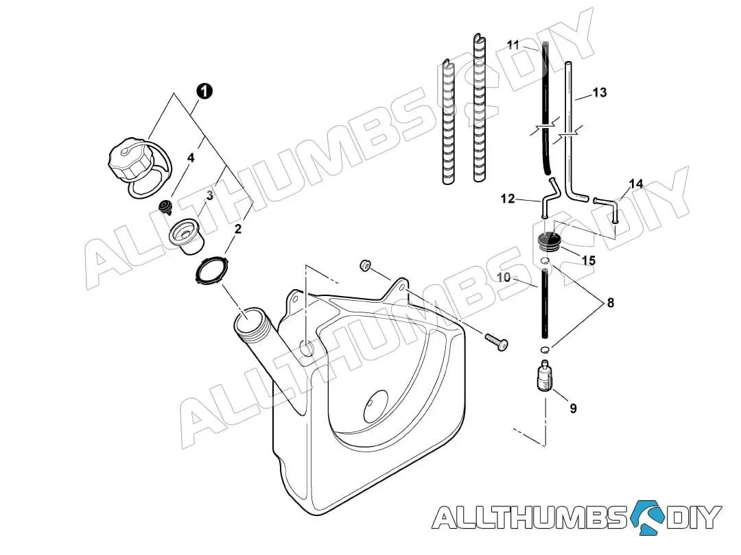 Allthumbsdiy Echo Pb 413h Leaf Blower Schematic Fuel