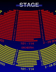 The gerald schoenfeld theatre also all tickets inc rh allticketsinc