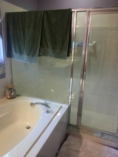 Spa-Style Bathroom Remodel - BEFORE