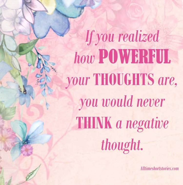 Quote about Positive Thinking