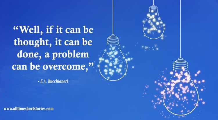 Quote about Problem Solving