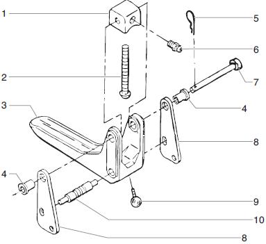 PowrLiner 8900XLT SP Trigger Assembly : Titan, Speedflo