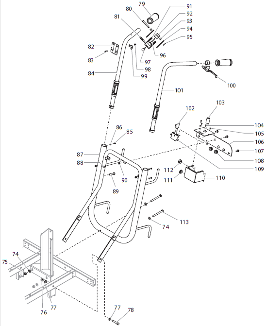 PowrLiner 8950 Cart Assembly II : Titan, Speedflo, Wagner
