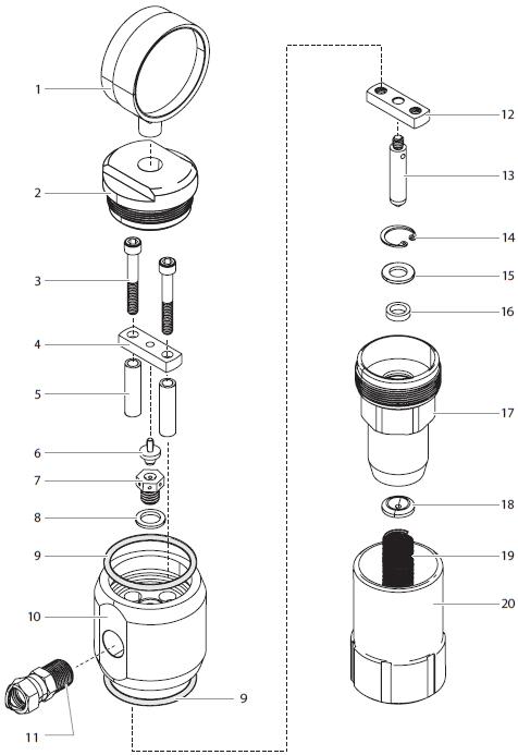 AirCoat 423/620 Airless Sprayers : Titan, Speedflo, Wagner