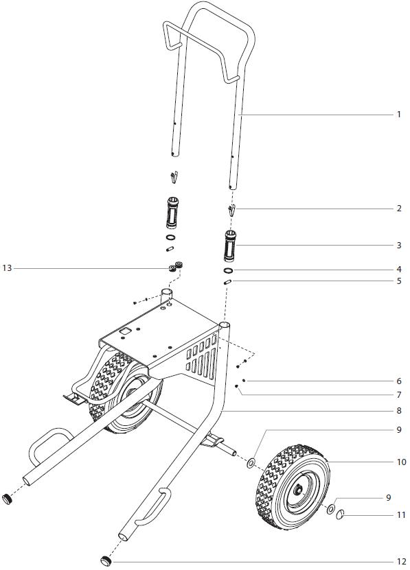Elite 3500 : Titan, Speedflo, Wagner, Spraytech parts, OEM