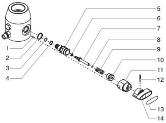 GPX 130 Gas Piston Pump : Titan, Speedflo, Wagner