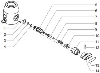 GPX 220 Gas Piston Pump : Titan, Speedflo, Wagner