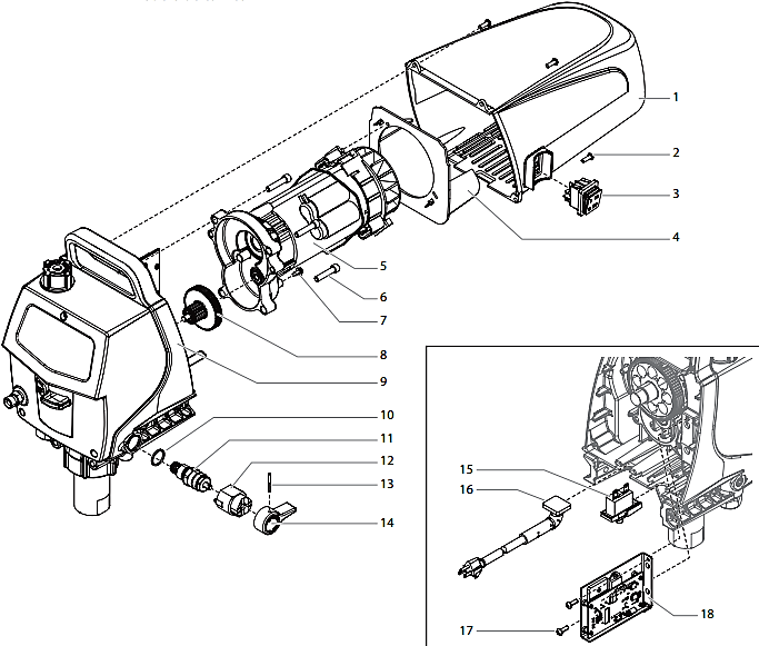Wagner Paint Sprayer Parts Diagram Additionally Paint Spray Gun Parts