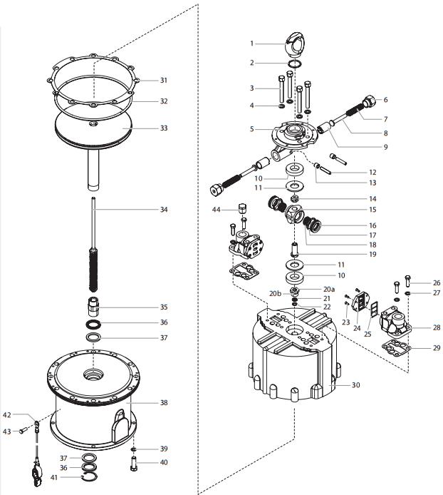 PowrCoat 1045 : Titan, Speedflo, Wagner, Spraytech parts