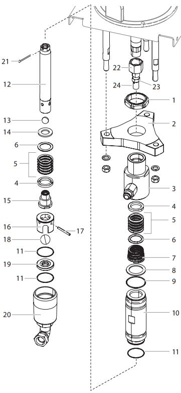 PowrCoat 1072 : Titan, Speedflo, Wagner, Spraytech parts