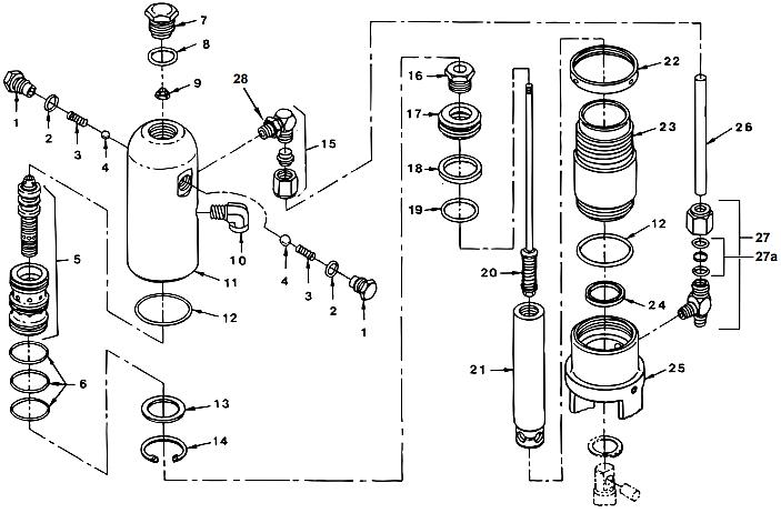Maytag Atlantis Electric Dryer Thermal Fuse Location