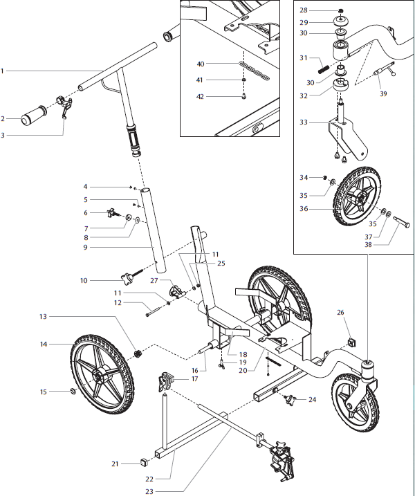 SPEEFLO PowrLiner 850 Parts : Titan, Speedflo, Wagner