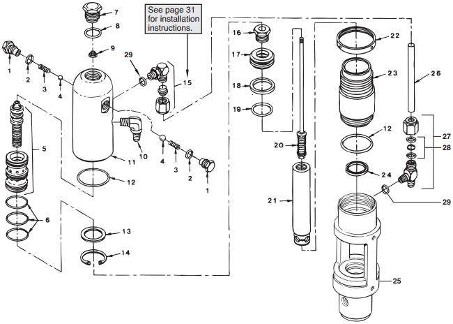 SPEEFLO PowrLiner 4900XLT Parts : Titan, Speedflo, Wagner