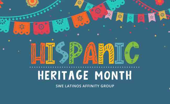 Celebrating Hispanic Heritage Month All Together