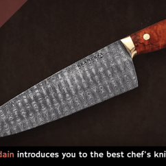 Good Kitchen Knives Kitchens By Design Anthony Bourdain Introduces You To The Best Chef S Knife In World Video