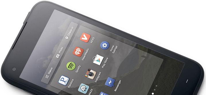 Facebook Home Launcher Facebook Unveils Home to Make Your Android Phone Even More Social