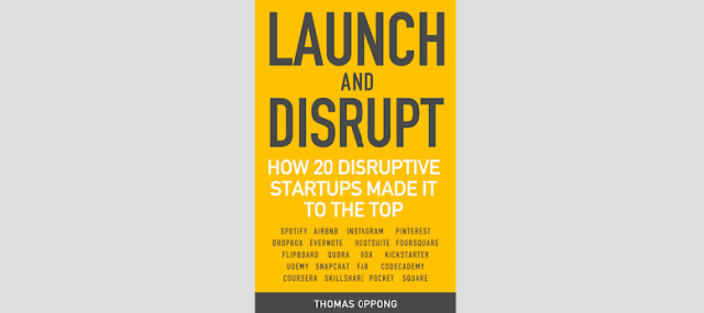 Launch and Disrupt_book