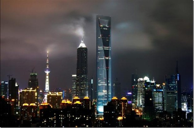 Shanghai World Financial Center, Shanghai