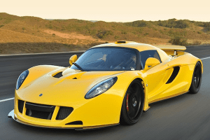 Top 10 Fastest Production Cars in the World 2013 - Venom GT